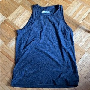 Outdoor Voices Loose Gray Tank Size S